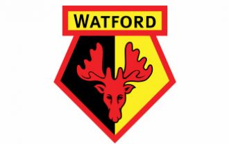 Watford F.C. youth team challenge in soccer dome