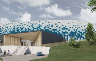 Prestigious French vélodrome Raymond Poulidor will be covered by DUOL air dome.