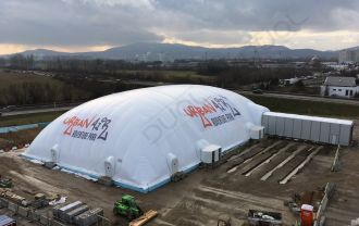 The construction works on new AirDome in Austria have been completed!