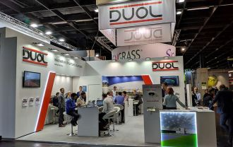 DUOL at FSB fair Cologne, Germany