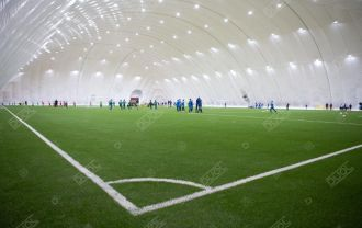 Football air dome, special price. 115m X 74m