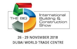 DUOL will exhibit at Big 5 Dubai, 26-29 November 2018