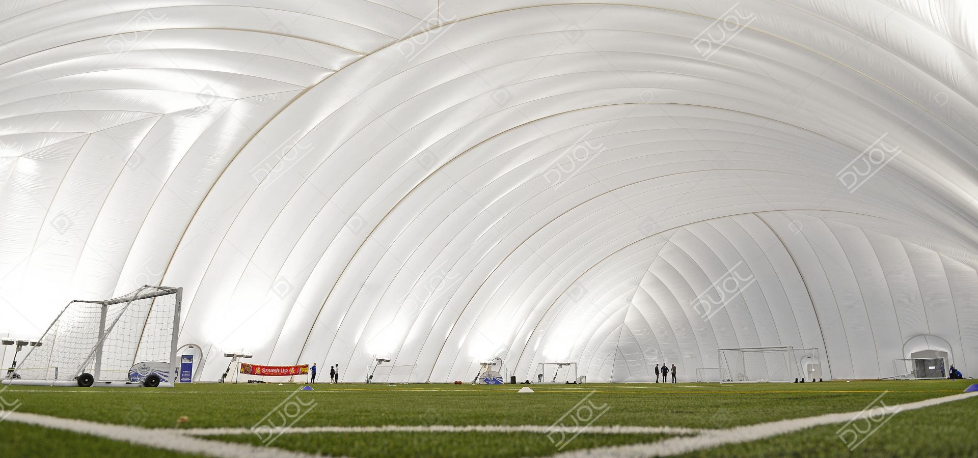 Football air domes