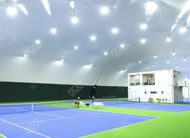 Tennis bubble /  Tennis air dome