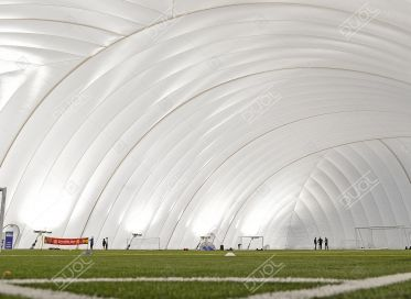 Football / Soccer air domes