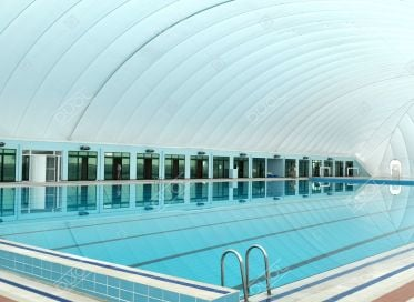Pool enclosures / Pool domes