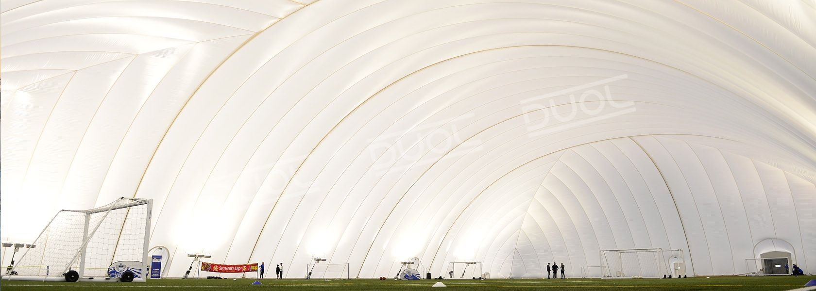 Football air domes