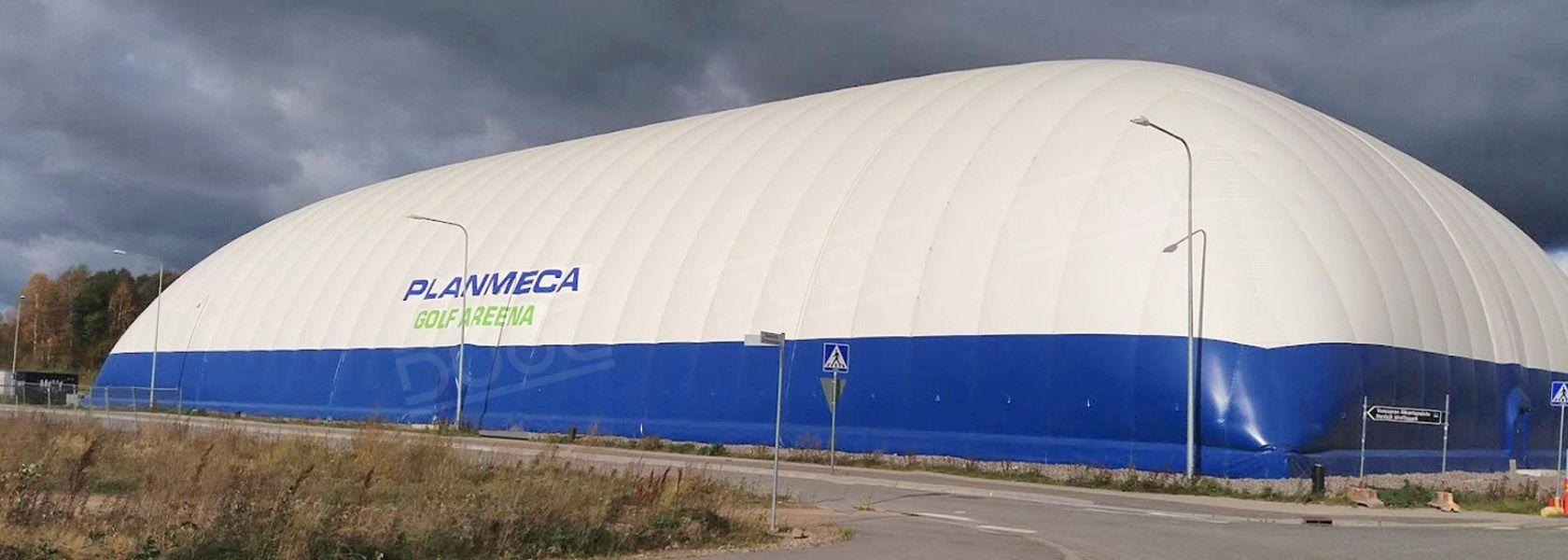 Golf air domes