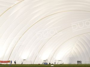 Football air dome (Football air dome)