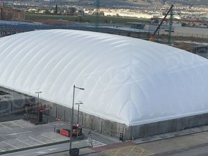hockey air dome (hockey air dome)