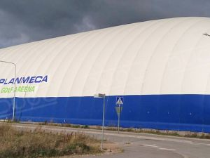 Golf air dome (Golf air dome)