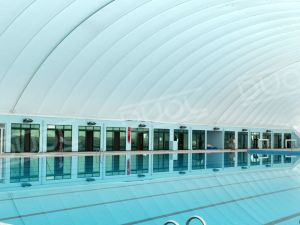 Pool air dome (Pool air dome)