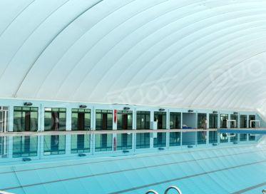 Les Structures Gonflables DUOL pour piscine