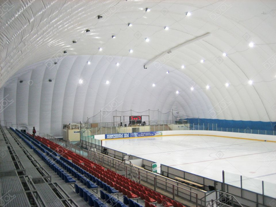 Hockey air inflated structures (Hockey air inflated structures)