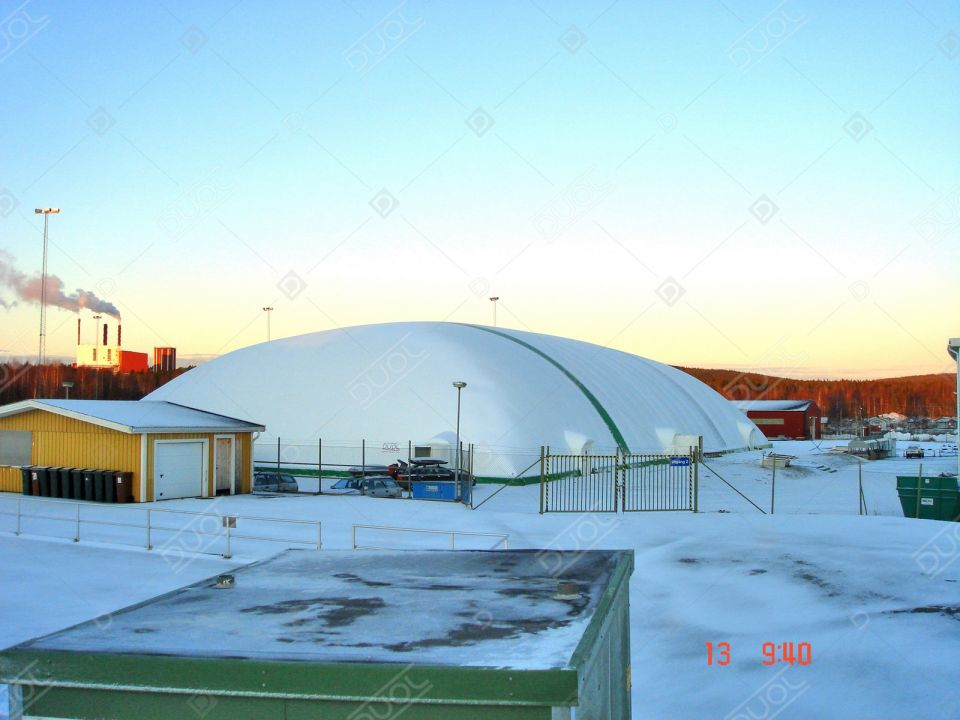 Hockey inflatable dome (Hockey inflatable dome)