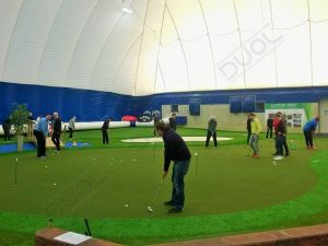 Golf air dome
