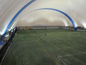 Football air dome