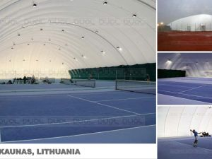 Tennis air dome