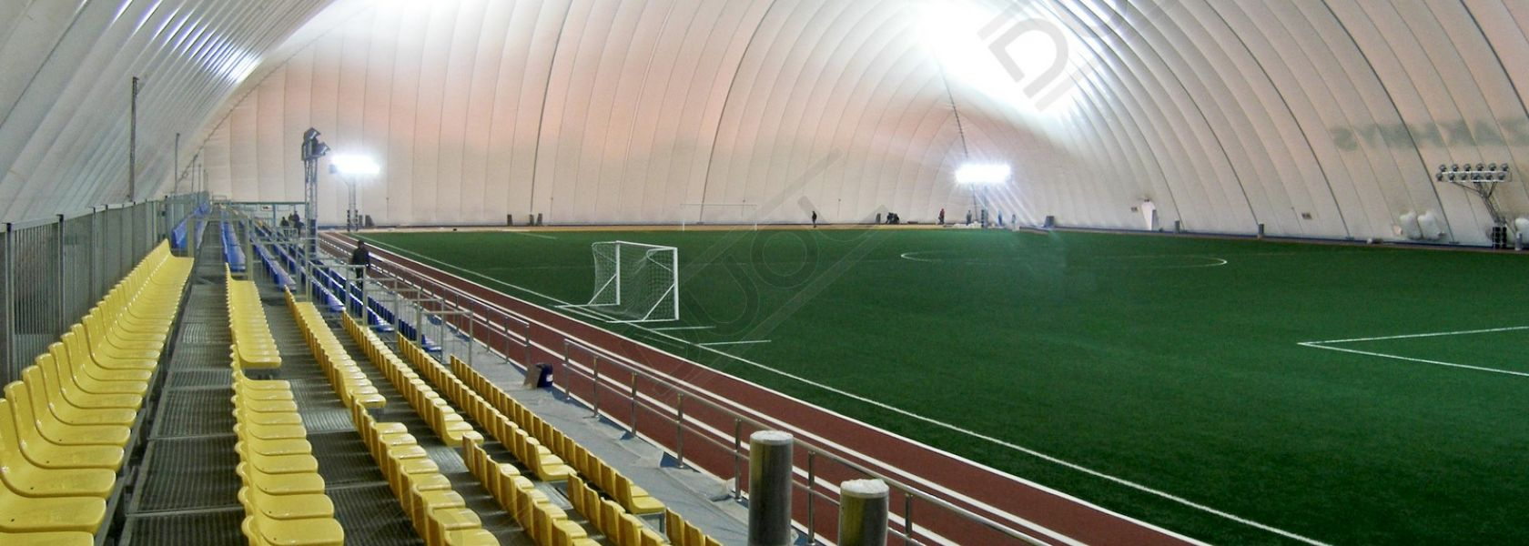 Zheskazgan Football Airdome