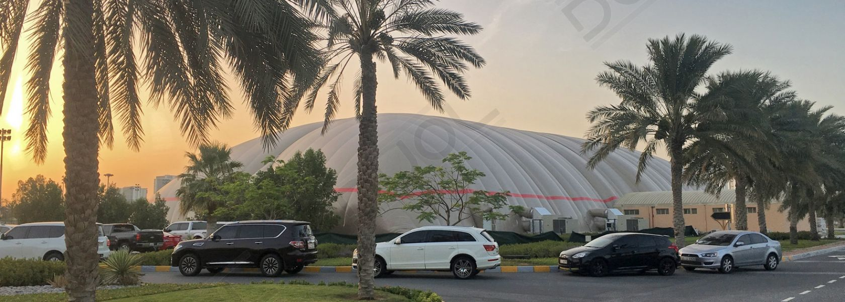 Military officers' accomodation, Abu Dhabi