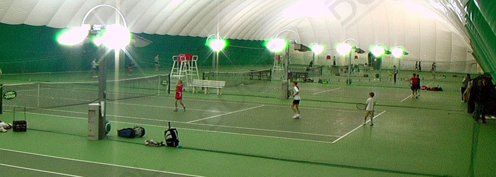 Tennis Airdome Oktober 2