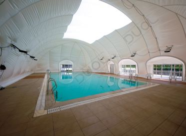 Le Sagone swimming-pool