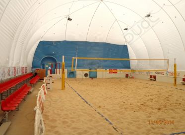 Volleyball Airdome Istanbul