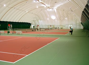 "Tennis School ""Bud' Zdorov"""