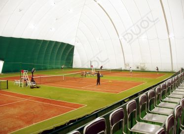 Tennis Club Voshod, Dnepropetrovsk